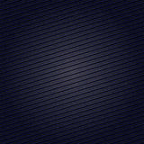 Striped fabric surface for dark blue background Stock Photo