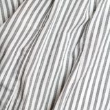 Striped fabric texture. Abstract image Royalty Free Stock Photo