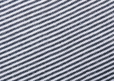 Striped fabric texture. Fabric texture with diagonal stripes. Clothes background Royalty Free Stock Images