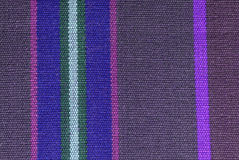 Striped fabric texture Royalty Free Stock Photo