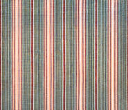 Striped fabric. Vintage striped fabric with strips of different thickness royalty free stock image