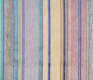 Striped fabric wallpaper Royalty Free Stock Photos