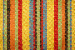 Striped fabric wallpaper Royalty Free Stock Image