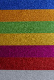 Striped glitter Royalty Free Stock Image