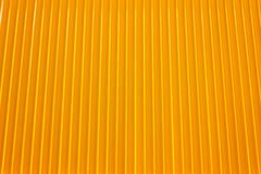 Striped golden surface Royalty Free Stock Photo