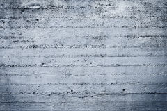 Striped gray concrete wall background Royalty Free Stock Images