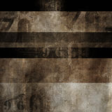 Striped grunge background Stock Photography