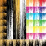 Striped grunge texture Royalty Free Stock Image