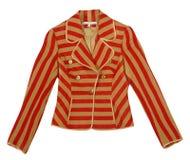 Striped jacket Stock Photos