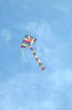 Striped Kite Stock Photography