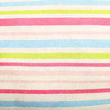 Striped linen background Stock Images