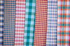 Striped loincloth. Stock Photo