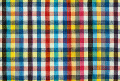 Striped loincloth fabric background Stock Photos