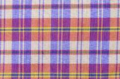 Striped loincloth fabric background Stock Images
