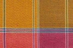 Striped loincloth fabric background Stock Photo