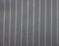Striped material. Finely woven woollen cloth with broad stripes Stock Image