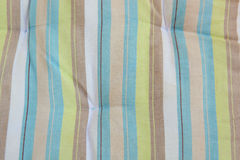Striped material background Stock Images