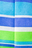 Striped material Royalty Free Stock Image