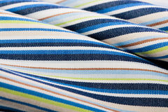 Striped material Royalty Free Stock Photo