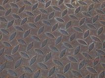 Striped Metal , Seamless metal texture Royalty Free Stock Image