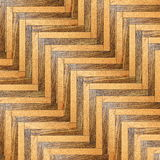 Striped model of wood floor Stock Photo
