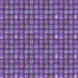 Striped mosaic backdrop in multiple purple Stock Images