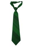 Striped necktie Royalty Free Stock Images