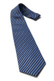 Striped necktie Stock Photography
