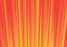 Striped orange background Royalty Free Stock Photography