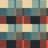 Striped ornament Stock Photo