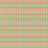 Striped Ornaments Geometric Ethnic Native Seamless Pattern Background Royalty Free Stock Photos