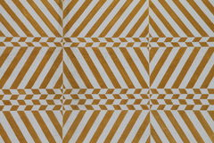A striped painted wall Royalty Free Stock Photo