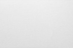 Striped paper. Monochrome striped background with relief Stock Photo