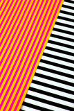 Striped paper background Royalty Free Stock Images