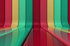 Striped pattern Royalty Free Stock Photography