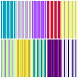Striped patterns royalty free stock photography