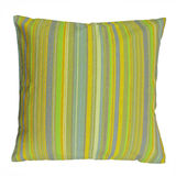 Striped pillow Stock Photography