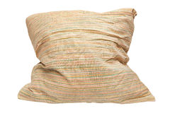 Striped pillow Royalty Free Stock Images