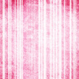 Striped pink background Style retro pattern.  Stock Image