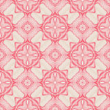 Striped pink pattern Royalty Free Stock Image