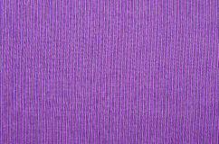 Striped purple textile pattern as a background. Stock Photo