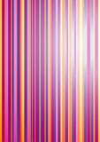Striped purple and yellow Royalty Free Stock Image