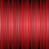 Striped red background Stock Image