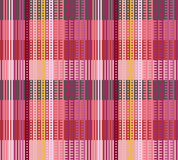Striped red pattern Royalty Free Stock Images