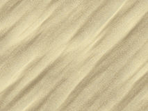 Striped ripples sands backgrounds Stock Image