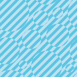 Striped seamless background Stock Image