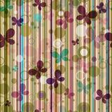 Striped seamless pattern Royalty Free Stock Photos