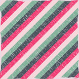 Striped Seamless Pattern Stock Photo