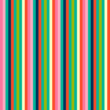 Striped seamless pattern. Stock Photography