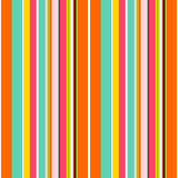 Striped seamless pattern. Stock Image